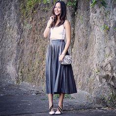 @patriciaprieto // #LAMBlovers // #LAMBfashion // heels // #ootd