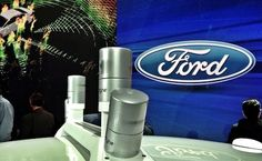 Ford Fusion Hybrid With LiDAR. Ford Trends 2014 event and exciting announcements from the Blue Oval #tech #car #automobile #autonomous