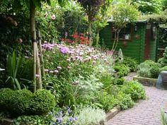 romantische engelse tuin ontworpen door ana messias tuinontwerp vervolg