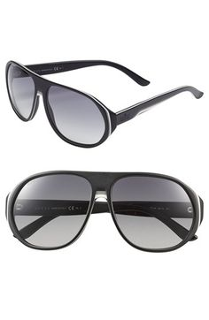 7e5481e9dc Gucci  1025  60mm Sunglasses available at  Nordstrom Gucci Eyewear