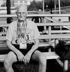 Senior Athletes Compete at the Senior Olympics