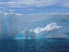 Antartica Iceberg by James Balog - Pixdaus