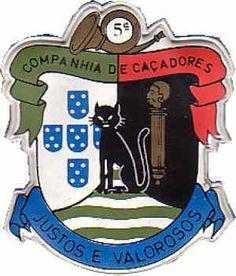 Companhia de Caçadores 5 Guiné