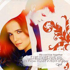 """We can't be together..."" Rose Hathaway (Zoey Deutch) & Dimitri Belikov (Danila Kozlovsky)   Vampire Academy"