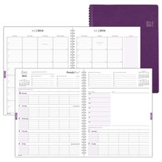 Day-Timer® Family Plus™ Wire Bound Planner Notebook Size (Item # 1836)... could it be an almost perfect planner?