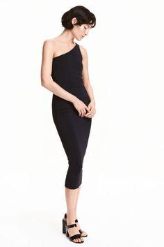 Robe à épaule asymétrique | H&M