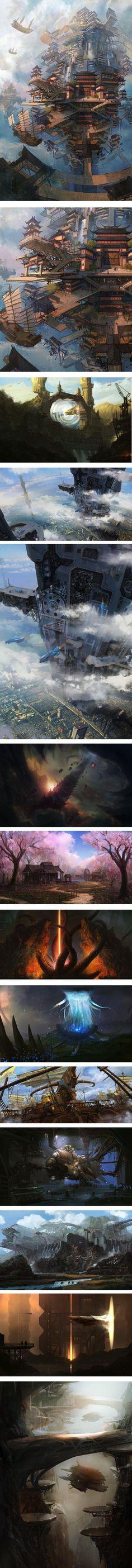 Interesting concept art