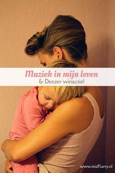 Blog over hoe ik Deezer gebruik om als moeder toch aan mijn dagelijkse portie muziek te komen. En ik mag een abonnement weggeven!