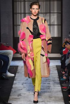Schiaparelli Fall 2015 Couture Collection Photos - Vogue; Inspired by Artist Nick Cave