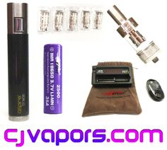 Win #Aspire #Atlantis #CFMOD premium starter kit,with choice of 30 mL juice and MOD color!