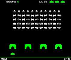 Space Invaders - Arcade
