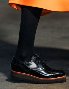 AW14 Shoes | Giles