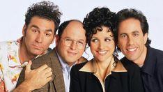 100 sitcom dagli anni '50 a oggi . Tiziano Caviglia Blog Jerry Seinfeld, Friends Episodes, Friends Series, Friends 1994, Series Movies, Tv Series, Seinfeld Episodes, Stand Up Comics, Watch Tv Online