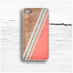 iPhone 6 Case Wood, iPhone 5C Case Wood Print, iPhone 5s Case Chevron, iPhone 4s Case, Geometric iPhone Case, Coral TOUGH iPhone Cover T48 by HelloNutcase on Etsy https://www.etsy.com/listing/101755945/iphone-6-case-wood-iphone-5c-case-wood
