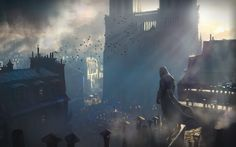 2014 assassains creed unity game wide jpg - cool wallpapers download