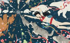 The planet far far away (Tooi Rooi Hoshi), Yumiko Kayukawa