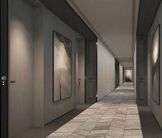 Hotel Development Gurgaon - Gurgaon - Interiors - SCDA