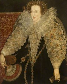Attributed to John Bettes the Younger.  c. 1590.  Pollok House, Glasgow.