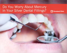 The truth about #MERCURY in your silver #dental fillings. #teeth