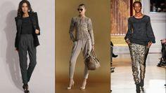 Женские брюки бананы: модные фасоны с фото | Феломена