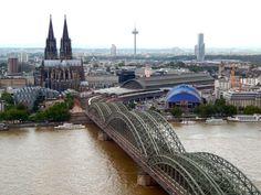 Guía completa para viajar a Colonia - Cualquier Destino - Köln Germany