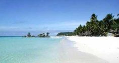 #9 Best Beach in the World  ~~  White Beach, Boracay Island, Philippines  ~~  Over 2 miles of powder soft white sands that never get hot!