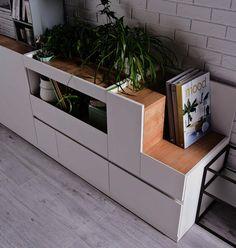 #vox  #wystrój #wnętrze #aranżacja #urządzanie #inspiracje #projektowanie #projekt #remont #pomysły #pomysł #design #room #home #meble #pokój #pokoj #dom #mieszkanie #szafa #półka #regał   #szafka      #jasne #białe #biale #skandynawskie #oryginalne #kreatywne #nowoczesne #proste Interior S, Zara Home, Floating Nightstand, Filing Cabinet, Ikea, Sweet Home, Storage, Loft, Furniture Inspiration