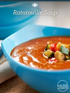 Mmmm, there's nothing like a warm bowl of soup on a cold winter day!