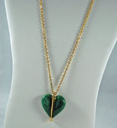 Vintage Necklace - Signed Celebrity Necklace -- Great look! $14.00 from  #annswhimsey