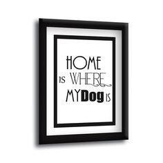 HOME IS WHERE MY DOG IS Calm, Dogs, Artwork, Etsy, Work Of Art, Auguste Rodin Artwork, Artworks, Pet Dogs, Dog