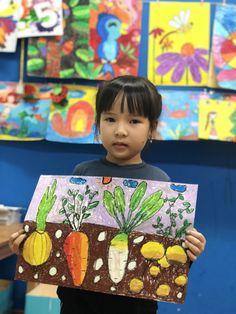 First Grade Art, 4th Grade Art, Kindergarten Art Lessons, Art Lessons Elementary, Drawing For Kids, Art For Kids, Kids Art Galleries, Summer Art Projects, Preschool Art