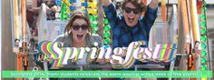 JOIN US TOMORROW FOR SPRINGFEST!