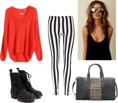 """""""indie rocker"""" by asia-isabella on Polyvore"""