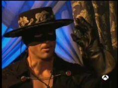 El Zorro, la Espada y la Rosa (Capítulo 3) - YouTube