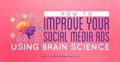 Did you know that our brain decides what we should give attention to?  The insights in this article will help you improve your social media ads, so that they get more attention.