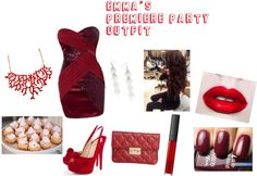"""Emma's Premiere Party Outfit"" by michaelamarie99 on Polyvore"