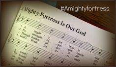 """God's Work Our Blog: """"A Mighty Fortress is Our God"""" Guest Post By Dr. Kit Kleinhans"""