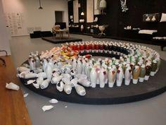 'Vernieling en de kunst' door Ellemieke van Ommen Kunsthistorica Moderne en Hedendaagse Kunst