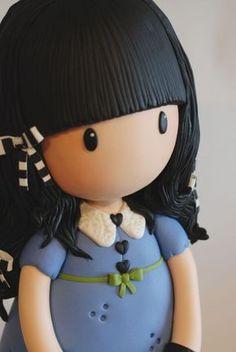 3D Gorjuss Cake