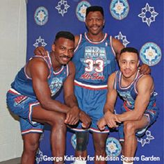 My fav Knicks team growing up - cut school so many times to not face the Jordan fans.