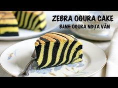 This Zebra Ogura cake recipe shows you how to make the best ogura cake with beautiful zebra pattern through a video tutorial and tons of tips