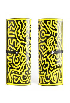 Keith Haring x House of Field Magazine Clutch   Patricia Field