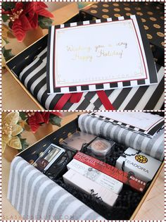 What's Inside the 2014 Holiday Glossybox | Slashed Beauty