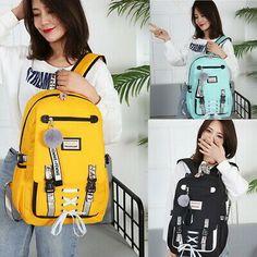 Large school bags for teenage girls usb with lock Anti theft backpack women - Handbag - Ideas of Handbag Backpack Girl Backpacks, School Backpacks, Travel Handbags, Backpack Handbags, Anti Theft Backpack, Backpack Brands, Pen Case, School Bags, Leather Handbags