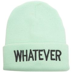 https://www.google.com/search?q=cute beanies with words