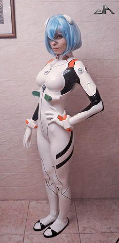 Rei Ayanami - Neon Genesis Evangelion by frosel.