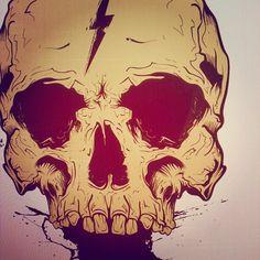 Test skull #wip