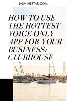 The Clubhouse app is the newest social media app that's taking the world by storm. If you're wondering what the Clubhouse app, how to get a Clubhouse app invite, and how to use Clubhouse for business, download my free Clubhouse guide. This Clubhouse guide is full of my best Clubhouse tips and everything you need to know to get the most out of the Clubhouse app. Small Business Marketing, Business Branding, Business Tips, Digital Marketing Strategy, Social Media Marketing, Jasmine Star, Building A Personal Brand, Social Media Calendar, Successful Online Businesses