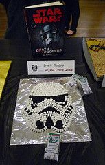Seattle's Edible Book Festival (pictured: Breath Troopers)