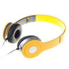 Fashion Adjustable Headband Earphones with Mic Bluetooth Stereo Headset, Bluetooth Headphones, Beats Headphones, Over Ear Headphones, Red Headband, Ipod, Iphone 6, Store, Mini
